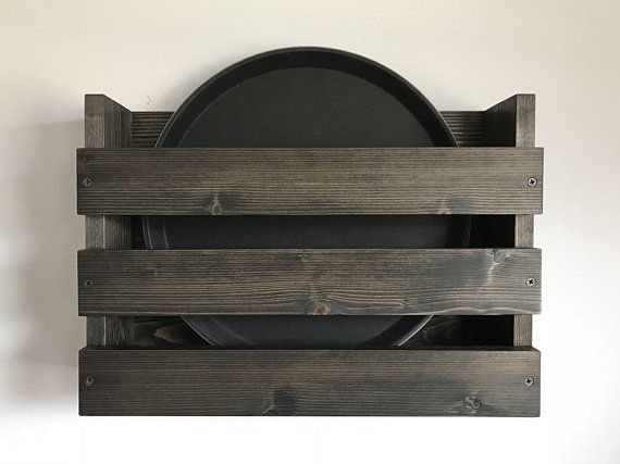 Restaurant Serving Trays Holder Wall Mounted Rustic Wood Rack For Serving Trays Wood Rack Drinks Trays Shelf Restaurant Bar Brewery Decor Brewery Decor Wood Rack Rustic Restaurant