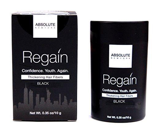 Absolute Regain Hair Fibers