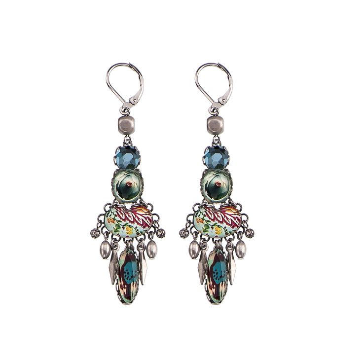 Lullaby Desire Earrings  Ayala Bar Radiance Collection  Summer 2016