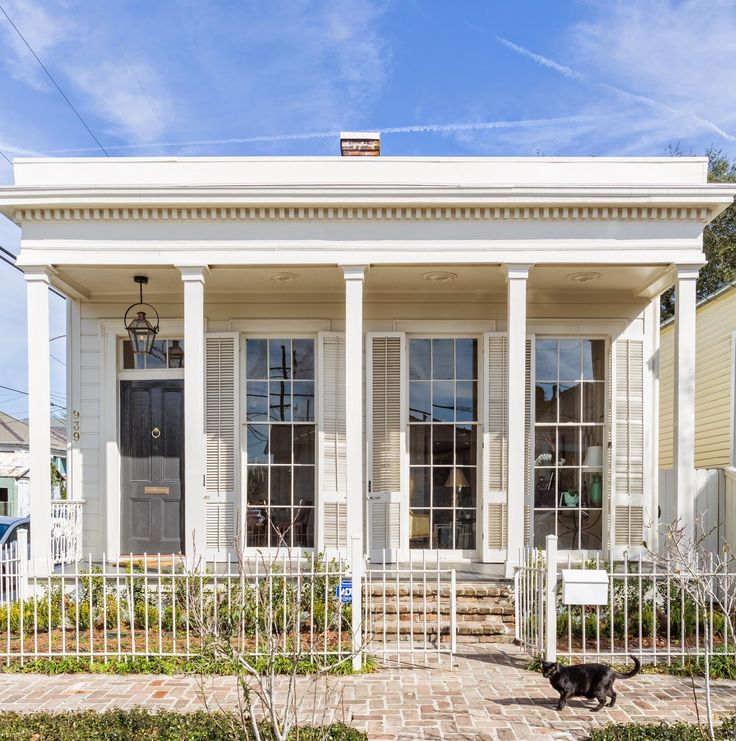 17 Best Ideas About Shotgun House On Pinterest Small Home Plans Small Guest Houses And White