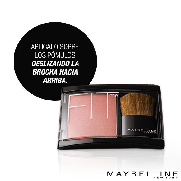El rubor ilumina tu rostro logrando un look fresco y natural #Tips #MakeUp #MNYArgentina
