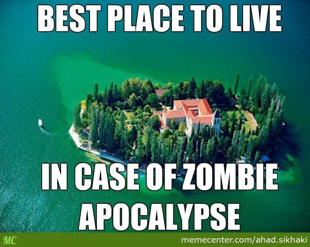 Funny Memes About Zombies : In case of zombie apocalypse memes and humor