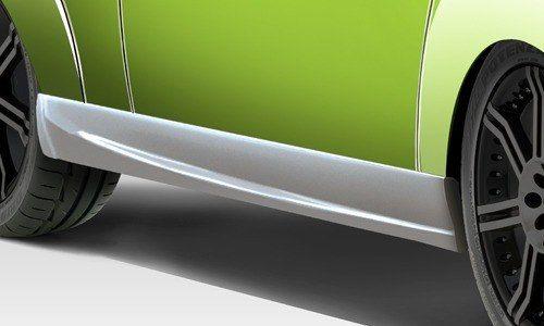 Spoiler Lateral Esportivo Renault Clio Sandero Kangoo Logan - R$ 299,00