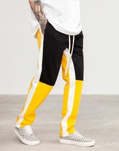 d1f5c7307c29 Colorblock Joggers  pants  block  sweatpants  colorblock  sweats  Men   trailblazer  style  outfitoftheday  inspo  fashiondiaries  fashionista   ootd ...