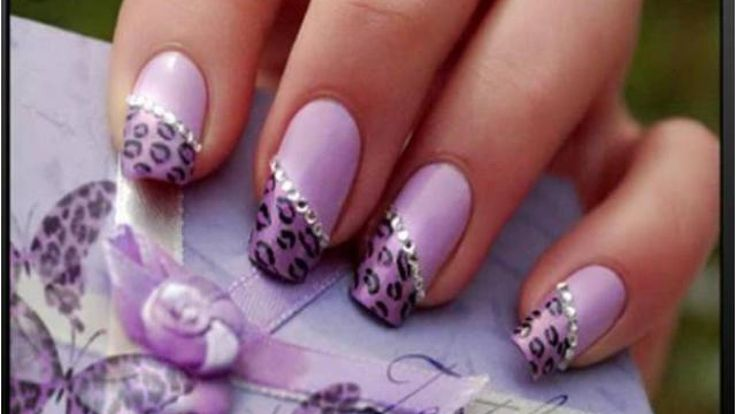finger nail art | Comment faire un nail art léopard ? - Ongles - Beauté - Bien être
