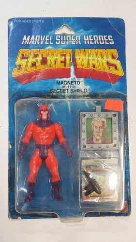 Marvel Super Heroes Secret Wars Magneto and his Secret Shield