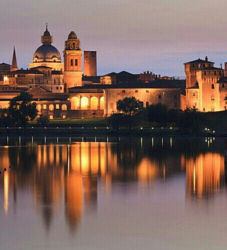 Mantova, Lombardia  #Italia