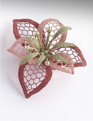 flor de bolillos