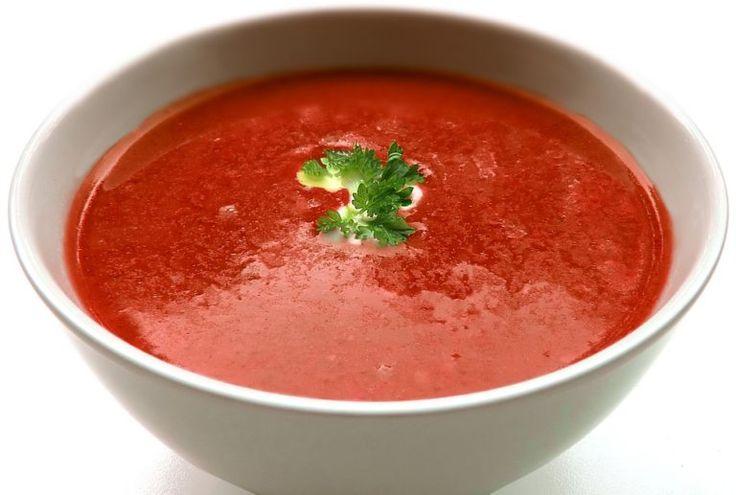 Skvělá Rajčatová polévka