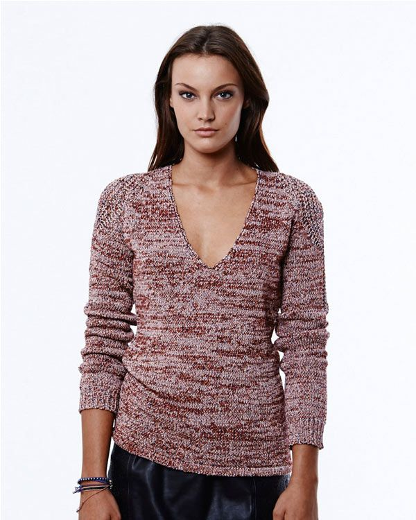 Tigerlily Agnes Knit - Garnet - Clothing - Birdmotel Online Store