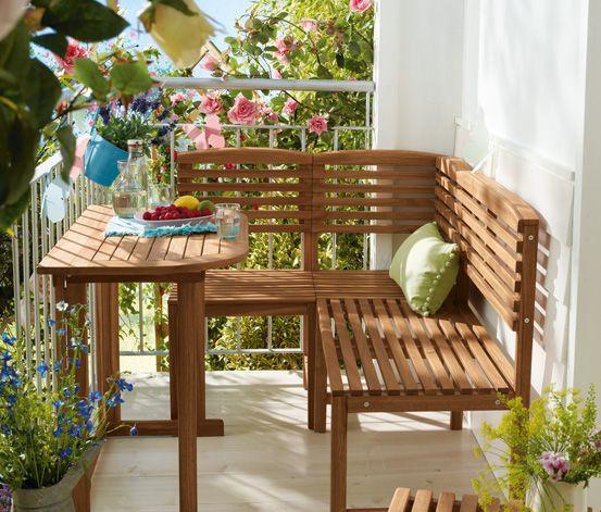 Très pratique pour les petits balcons ! http://www.m-habitat.fr/terrasse/balcons/amenager-son-balcon-idees-et-astuces-963_A