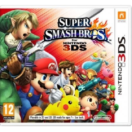 Super Smash Bros Game 3DS In Super Smash Bros multiplayer games characters from all Nintendo universes meet up in Nintendo locales to duke it out Bring together any combination of characters and revel in the ensuring chaos tha http://www.MightGet.com/january-2017-13/super-smash-bros-game-3ds.asp