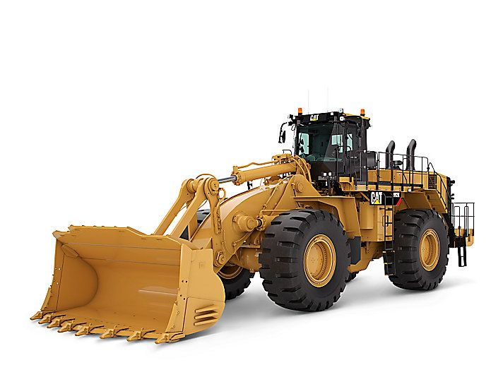 Cat Wheel Tractor : Cat k wheel loader caterpillar