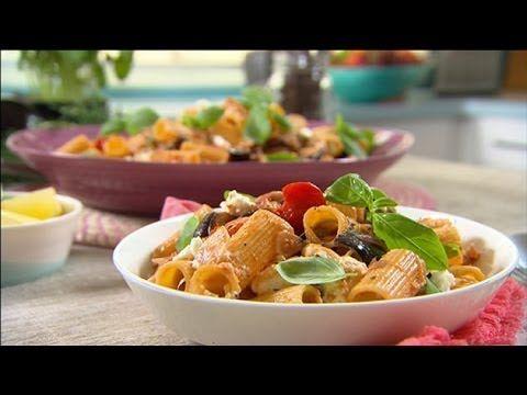 Fast Ed: Eggplant pasta, Ep 6 (07.03.14)