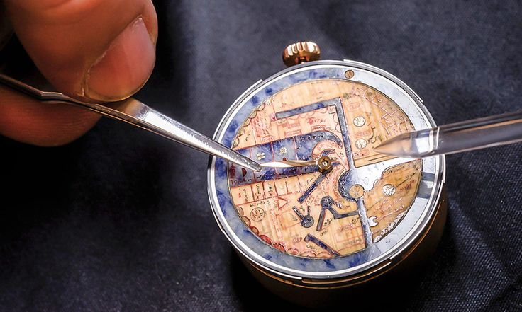 The Pearl Of Wonders Manufacture Girard-Perregaux © Pluris