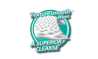 Fuss Free Naturals Texture Smooth face Wipes