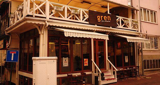 Sanat Dolu Bir Mekan: Gren Cafe   Bi'fikiral