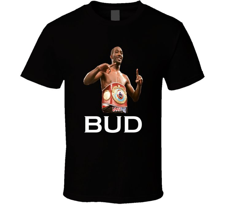 Terence Crawford Bud Unified Champion Boxing T Shirt