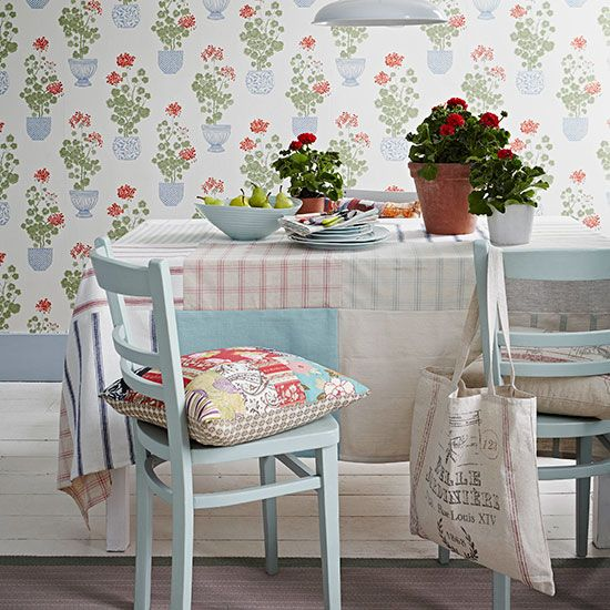 How to make a patchwork tablecloth | Craft