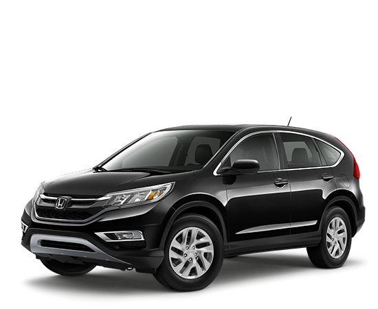 2015 Honda Crv Black