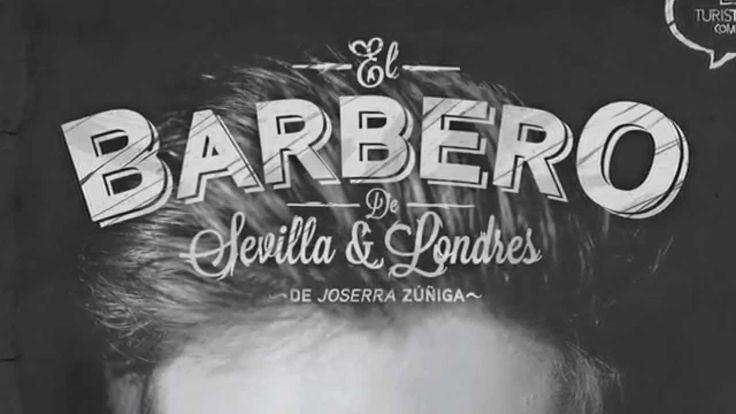 Trailer oficial della opera di teatro El barbero de sevilla y Londres, un regalo al mio amico Carlos Arturo Aguilar e tutti gli amici del teatro.