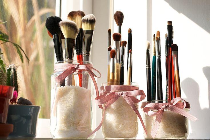 Idées DIY à faire soi-même pour ranger son make-up