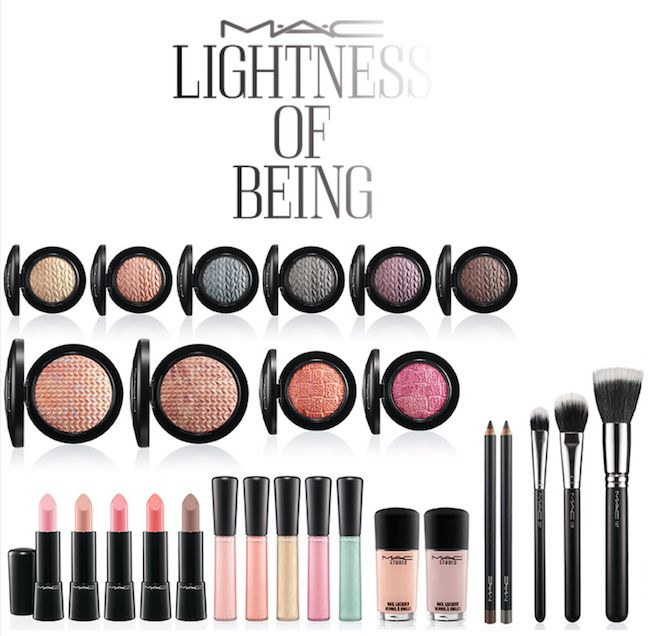 MAC Lightness of Being Collection, featuring the Mineralize Skinfinishes...love!