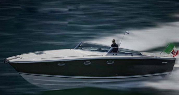 Tornado 38' Luxury charter yacht in Costa Smeralda, Sardinia, Italy, Rent Boat on www.chartercostasmeralda.net