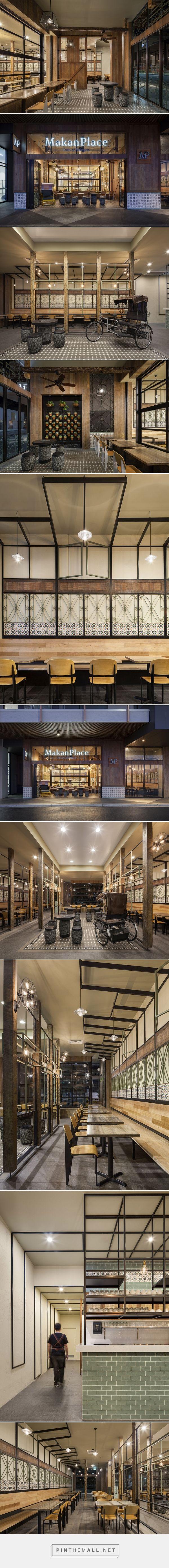 MAKANPLACE Restaurant By PNEUARCH, Werribee U2013 Australia » Retail Design Blog    Created Via Https. Commercial InteriorsRetail Design