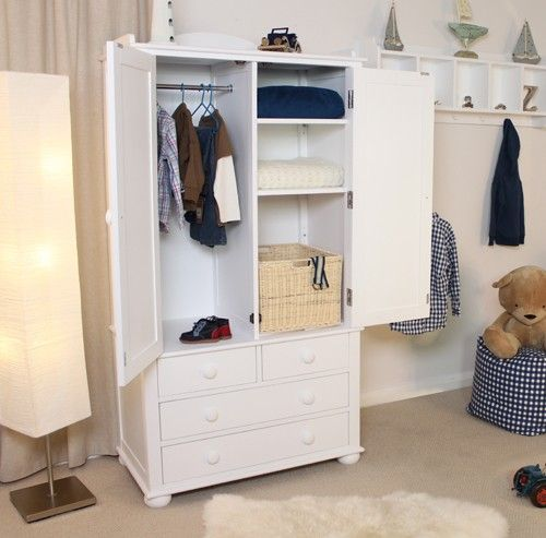 This Nutkin Childrens Double Wardrobe With Drawers is a part of Nutkin and a great Wardrobe, Bedroom Storage.  The dimension of this Nutkin Childrens Double Wardrobe With Drawers are as follows - the height is 180CM, the width is 92CM the depth is 52CM and the volume of this Nutkin Childrens Double Wardrobe With Drawers is 0.86CBM.  The International Article Number or EAN number is 5060164712664 and the weight is 85.00kg. http://www.bonsoni.com/nutkin-childrens-double-wardrobe-with-drawers