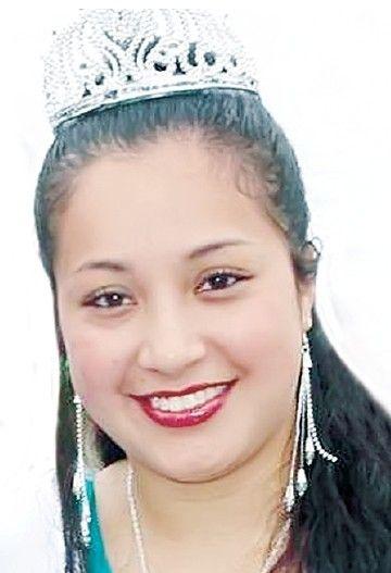 "IPIALES ""Rescatarán valores culturales de La Victoria"". En la foto: Eliana Benavides: Reina. (DIARIO DEL SUR - IPITIMES EN PINTEREST. 24 JUN 2016)"