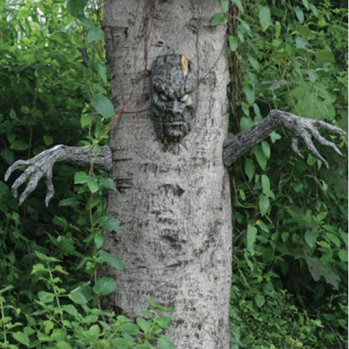 Halloween Express Spooky Living Tree