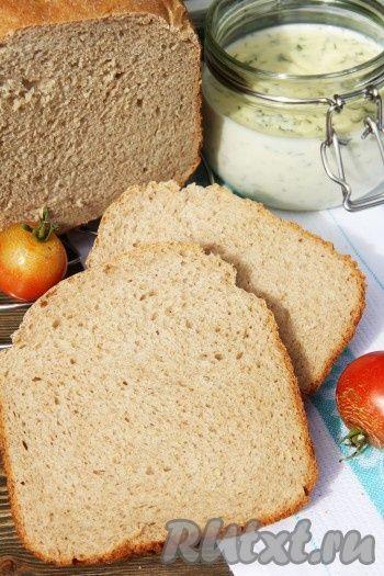 Рецепт белорусского хлеба