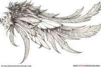 Trendy Tattoo Feather Shoulder Angel Wings 36+ Ideas