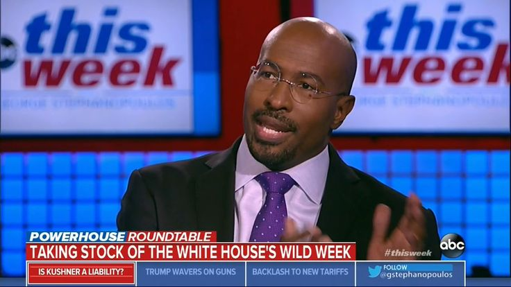 Van Jones states the obvious when it comes to how the right would have treated President Obama if he'd even had a single week, much less his entire presidency, like the one we just witnessed with Trump.