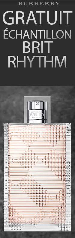 Échantillon de parfum Brit Rhythm gratuit.  http://rienquedugratuit.ca/produits-de-beaute/parfum-brit-rhythm-gratuit/