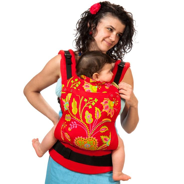 Liliputi® Soft Baby Carriers - Rainbow line - Floral Garden Babywearing  More!   #liliputi #liliputistyle #babywearing #babycarrier #softbabycarrier