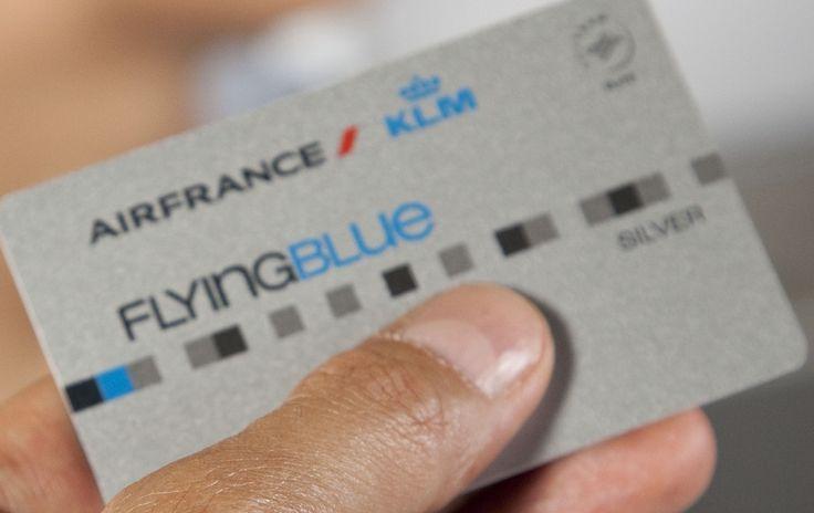 Air France – KLM Introduces New 'Flying Blue' Program