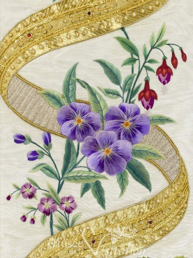 931 best goldwork  silk  pearl embroidery images on pinterest