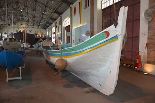 lugares em fotos : museu nautico ( rio grande rs )