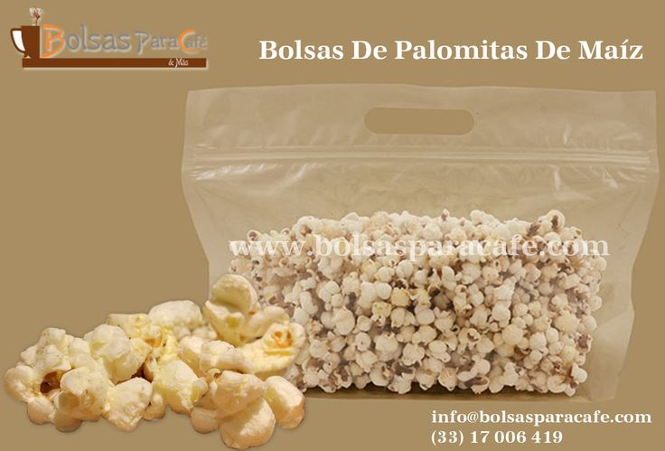 #Bolsas de #palomitas de maíz. http://www.bolsasparacafe.com/bolsas-de-palomitas-de-maiz/