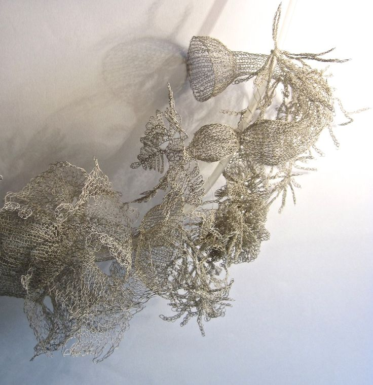 Anita Bruce. delicate and detailed structure. muted colours, and has a softness to it.