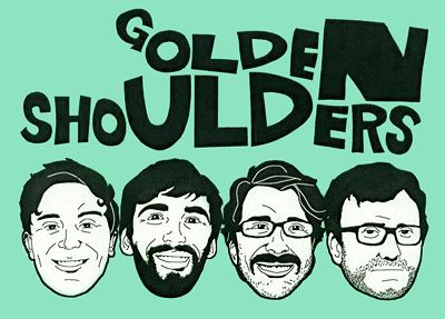 Golden Shoulders will perform at this year's Opening Night Party, September 4 at the historic National Hotel in Nevada City, CA.