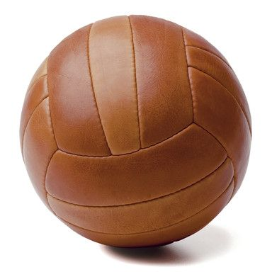 Leather football, pattern