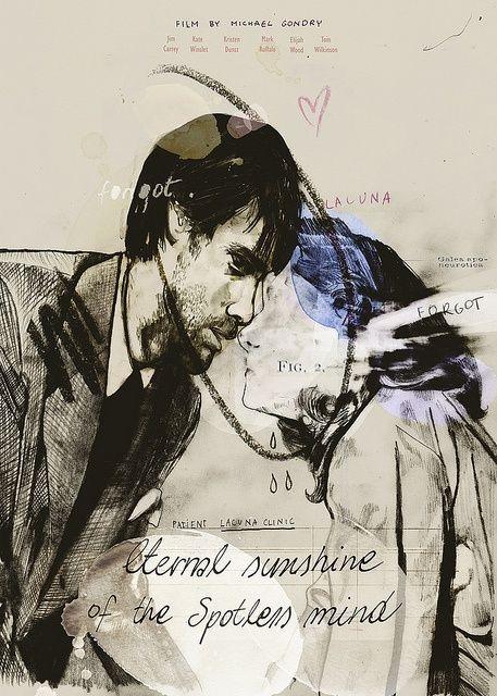 Eternal Sunshine of the Spotless Mind by Marcelina Amelia