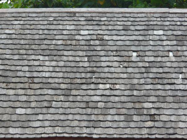 Best Roof Texture Consisting Of Worn Grey Shingles Metal 400 x 300
