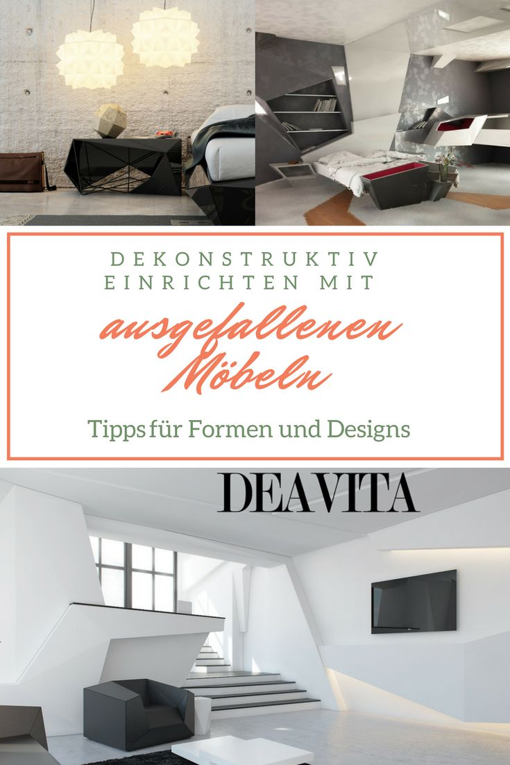 Die besten 25+ ausgefallene Möbel Ideen auf Pinterest   bunte ...