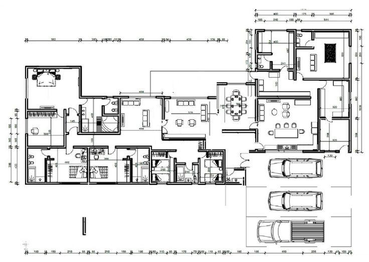 ideas para distribucion de muebles y espacios en la casa
