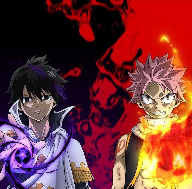 O Site Oficial Da Adaptacao Em Anime Do Popular Manga Fairy Tail