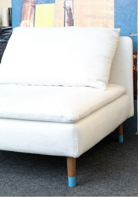 soderhamn with pretty pegs Ikea Hacks Pinterest Ikea  : 41fdd32d3865b62070f06e69ec773e1a ikea sofa home interior from www.pinterest.com size 455 x 650 jpeg 39kB